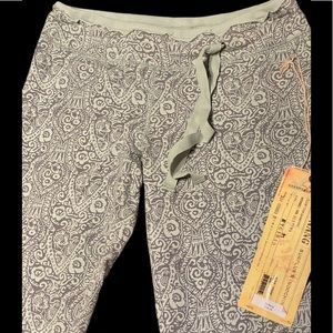 Da-Nang Patterned Lounge Pants